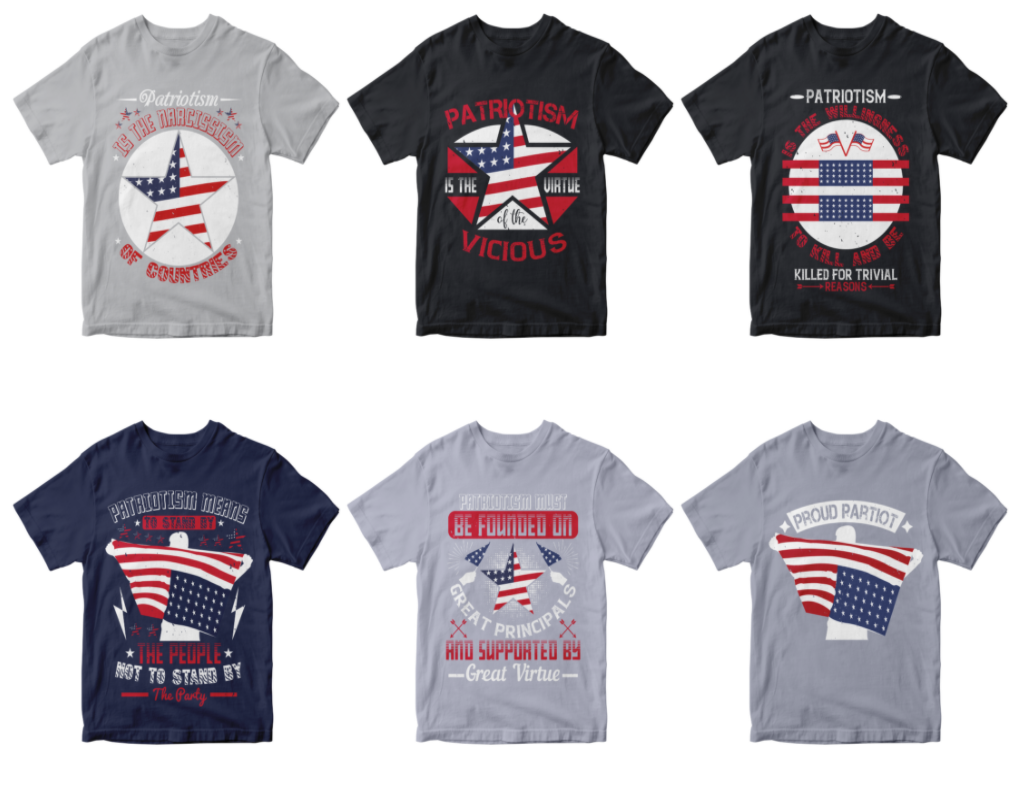 50-editable-patriot-t-shirt-design-bundle