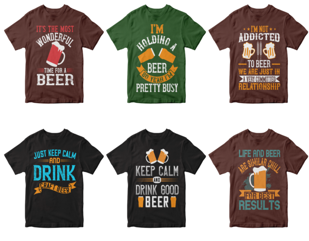 50-editable-beer-t-shirt-design-bundle