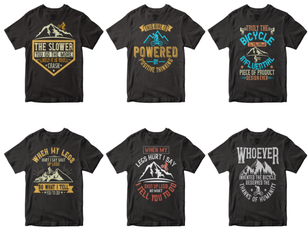 50-mountain-biking-editable-t-shirt-design-bundle