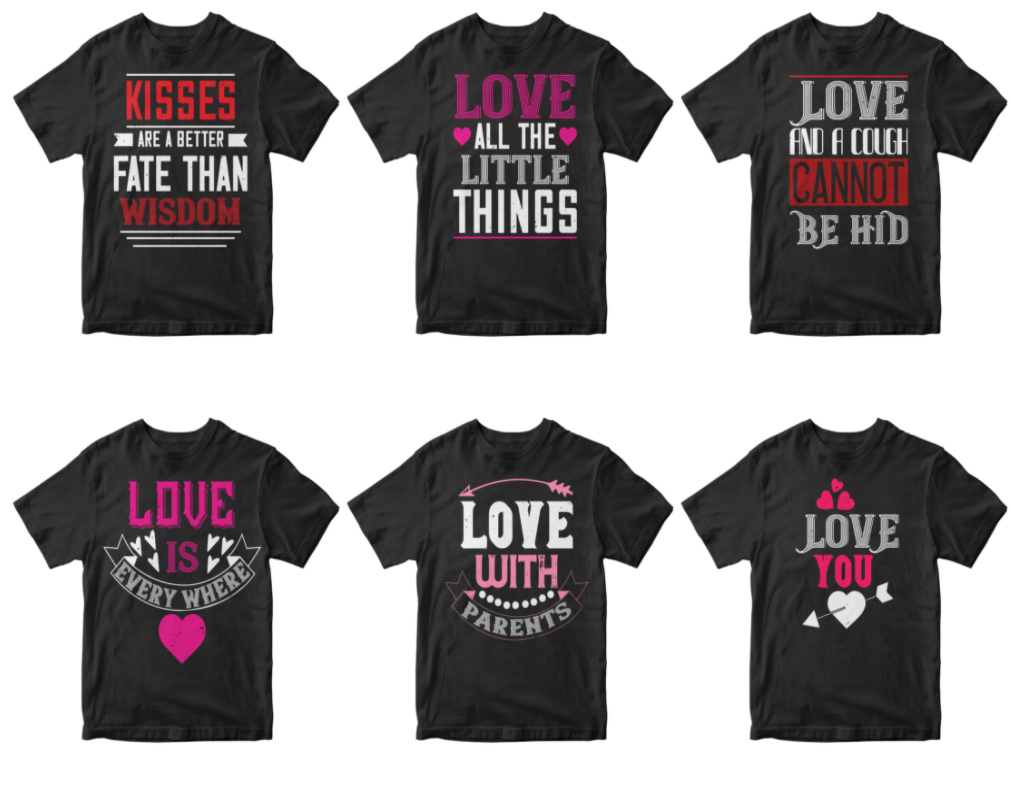 50-editable-valentine-day-tshirt-design-bundle