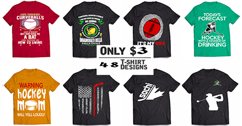 t shirt design Sport_Bundle_1